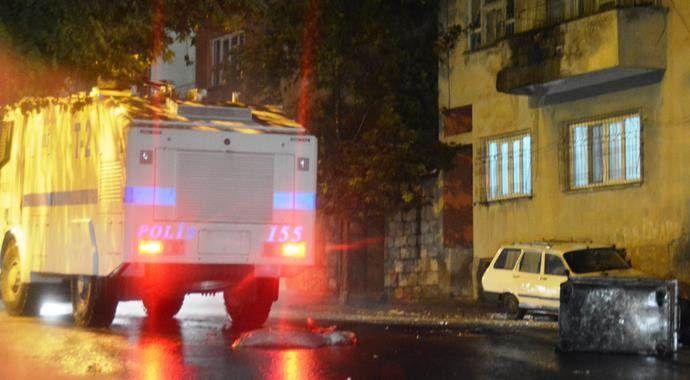 Etekli teröristler Siirt'i karıştırdı