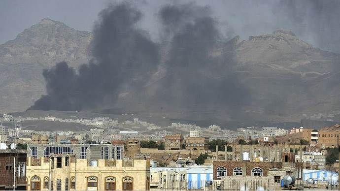 'Yemen'deki can kayıplarının çoğuna koalisyon güçleri sebep oldu'