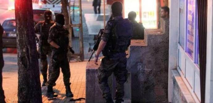 İstanbul'da IŞİD'e büyük operasyon!