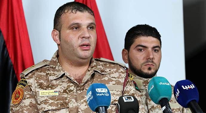 Libya'da Aşiretler Ordusu helikopter düşürdü