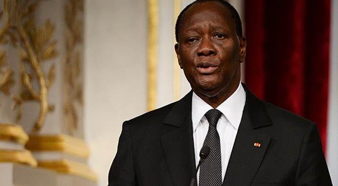 Fildişi Sahili'nde seçimi mevcut Devlet Başkanı Vattara kazandı