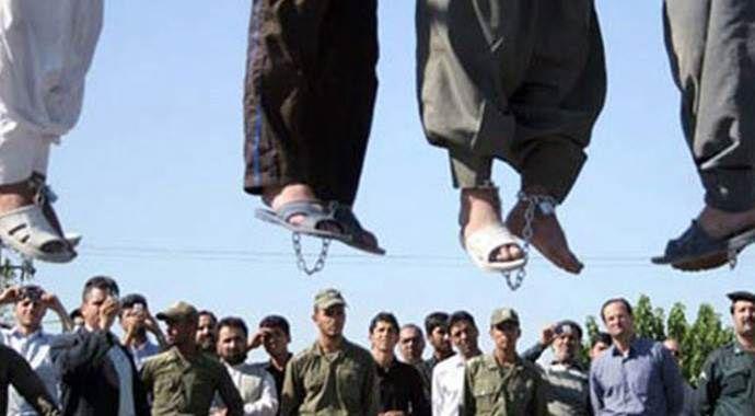 İran'da idam edilenlerin sayısında artış