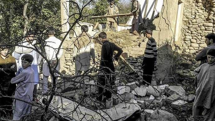 'Türk vatandaşları depremde herhangi bir zarar görmedi'