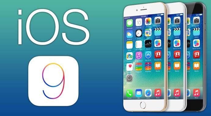 iOS 9, Android'e yönlendiriyor