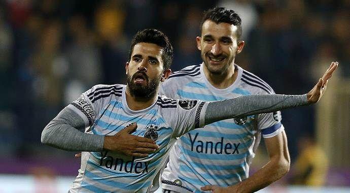 Fenerbahçe'de ilk 'yerli' gol
