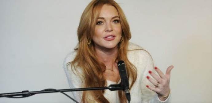 Lindsay Lohan'dan anlamlı Türkiye mesajı