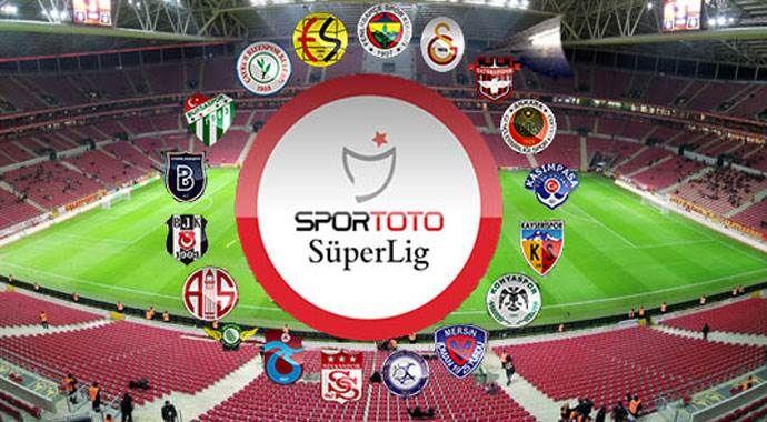 Süper Lig toplu sonuçlar puan durumu ve haftanın maçları (GÜNCEL PUAN DURUMU)