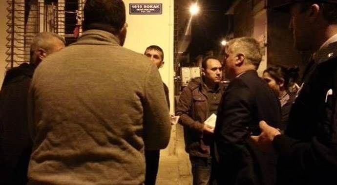 Aydın'da seçim kavgası mahalleyi ayağa kaldırdı