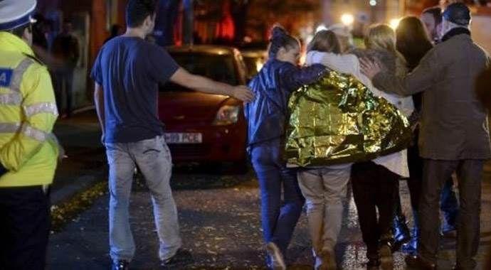 Romanya'da büyük patlama: En az 26 ölü