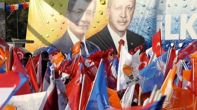 Arnavut dünyasından 'AK Parti' vurgusu