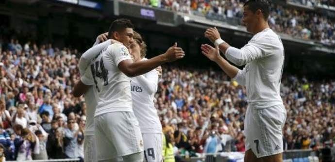 Real Madrid güle oynaya!