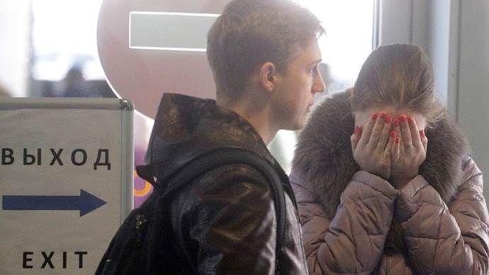 Rusya'da uçak kazasında ölenler bugün ulusal yas ilan edildi