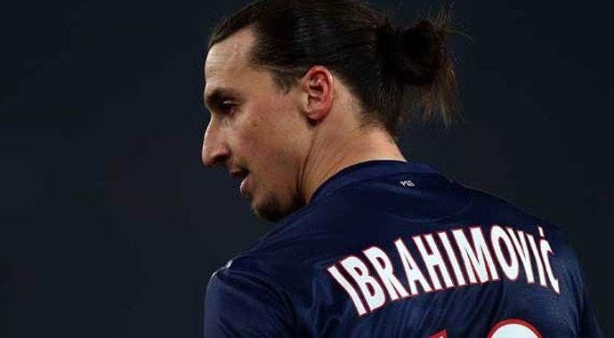 Ibrahimovic, 10. kez yılın futbolcusu seçildi