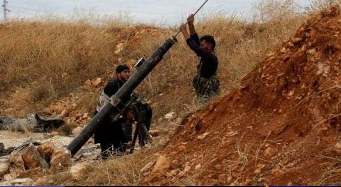 Katil Esad ordusu 3 bölgenin kontrolünü kaybetti