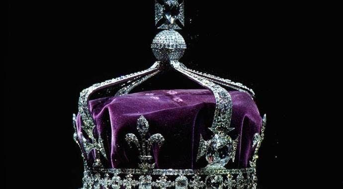 Hindistan, Kraliçe Elizabeth'in tacındaki elması geri istiyor