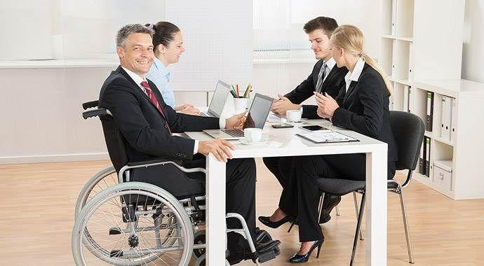 İş kurmak isteyen engelliye 36 bin lira