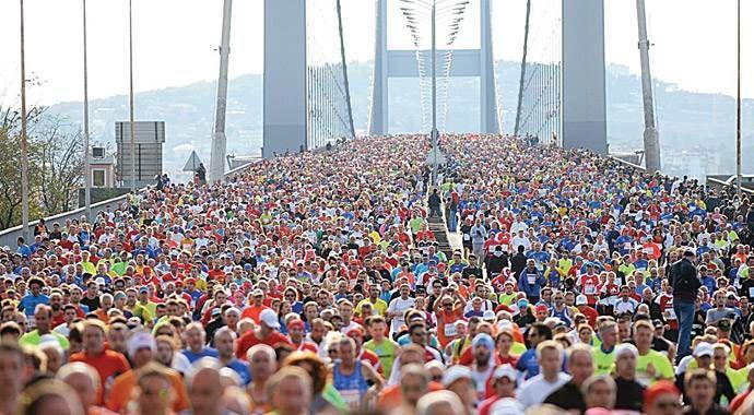 Maraton dijital şölene dönüşecek