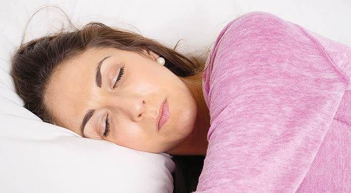 İyi uyu kanserden korun!