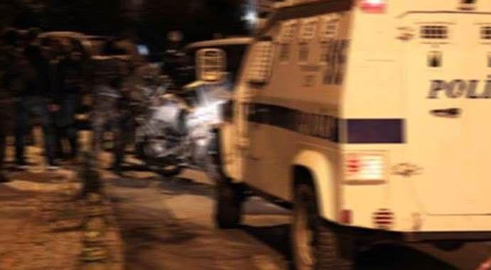İstanbul'da terör operasyonu: 1 polis yaralı