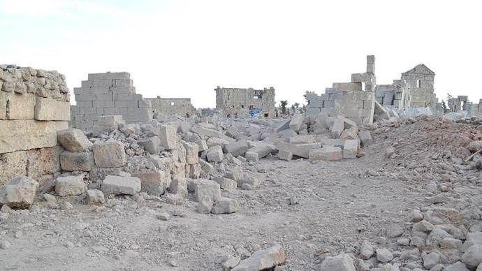 Rusya, Suriye'de 3 günde 448 hedefi vurdu