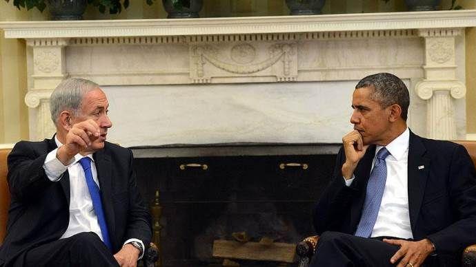 Obama ve Netanyahu Ortadoğu'yu görüştü