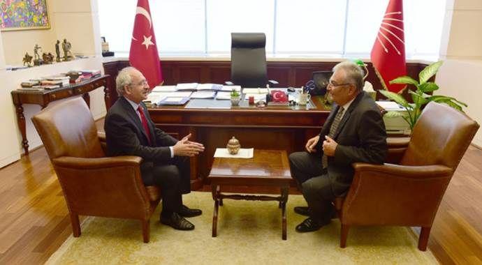 """""""Kılıçdaroğlu Baykal'la görüştü ama..."""""""