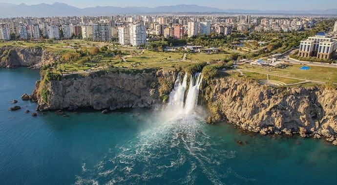 Antalya, G20 liderlerine 'görsel şölen' sunacak