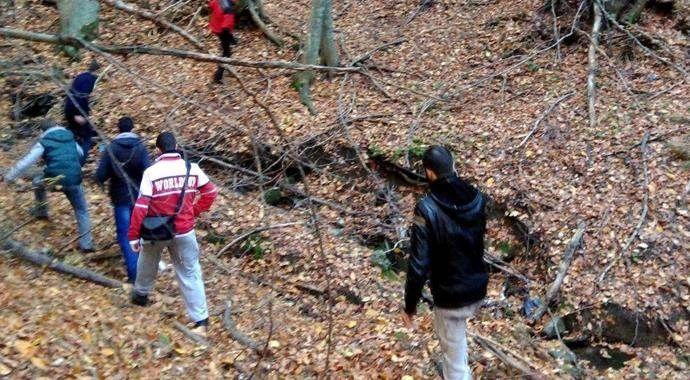 Uludağ'da kaybolan gençleri jandarma buldu