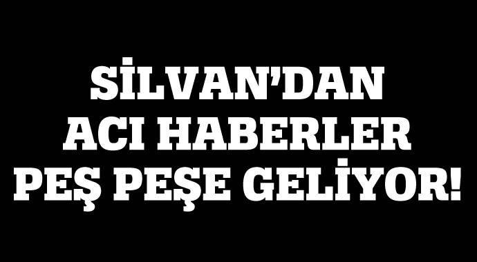 Diyarbakır Silvan'da 1 asker şehit oldu!