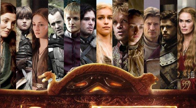 Game of Thrones 6. sezon senaryosu internete sızdı