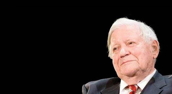 Almanya'nın efsane Başbakanı hayatını kaybetti