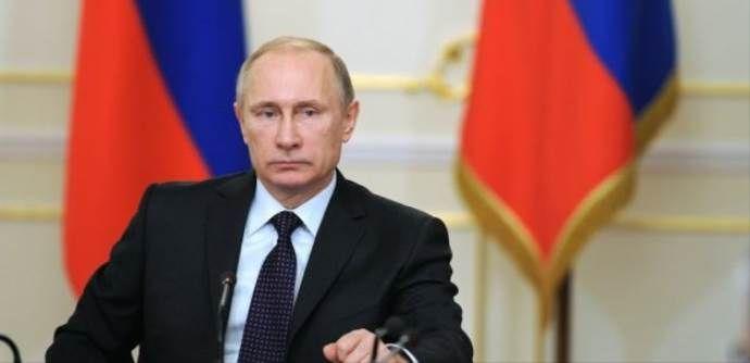 Putin: ABD'nin asıl amacı...
