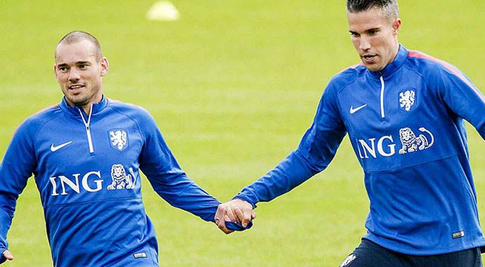 """Sneijder: """"Tersini ispatlamak için çok çalışacaktır"""""""