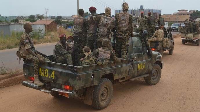 Güney Sudan'da bin 457 çocuk öldü