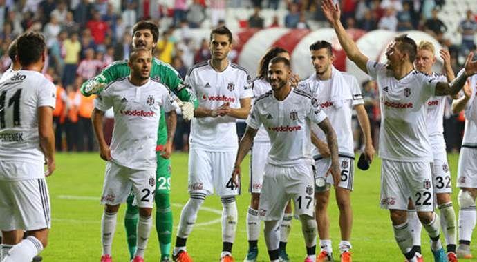 Beşiktaş gollerini şifresi!