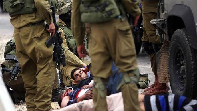 İsrail, 16 Filistinliyi gözaltına aldı