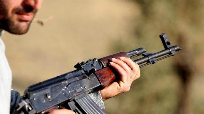 Silvan'da çatışma çıktı, 1 asker yaralı