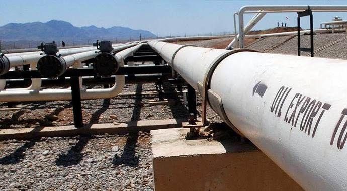 Türkiye Irak'tan ekim ayında 18 milyon 462 bin varil petrol aldı