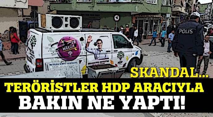 HDP aracılığıyla örgütün dağ kadrosuna eleman kazandırmış