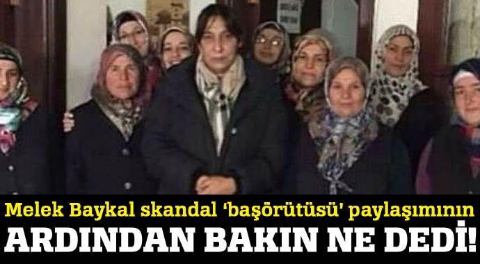 Melek Baykal başörtülü kadınlarla ilgili dedikleri için özür diledi