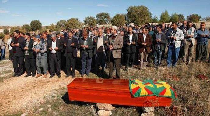 Viyana'da cesedi bulunan Öcalan'ın yeğeni Urfa'da toprağa verildi