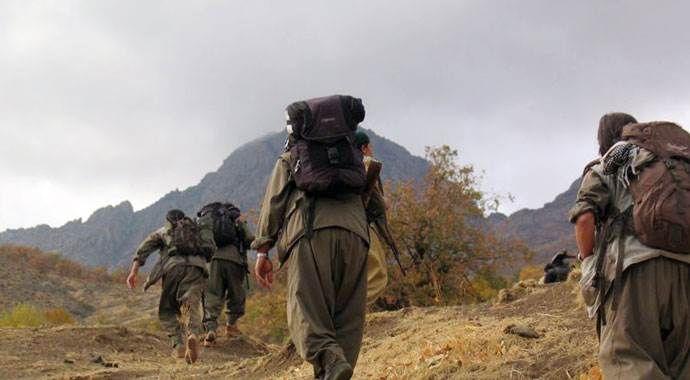 Vatandaş ihbar etti, PKK'nın cephanesi ele geçirildi