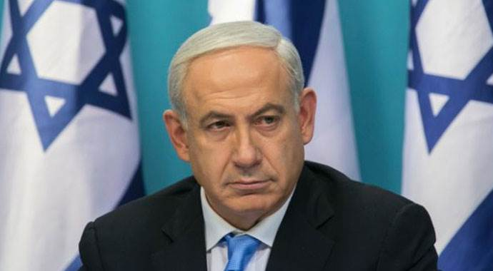 Netanyahu ile Kerry 'Filistin'i görüştü!