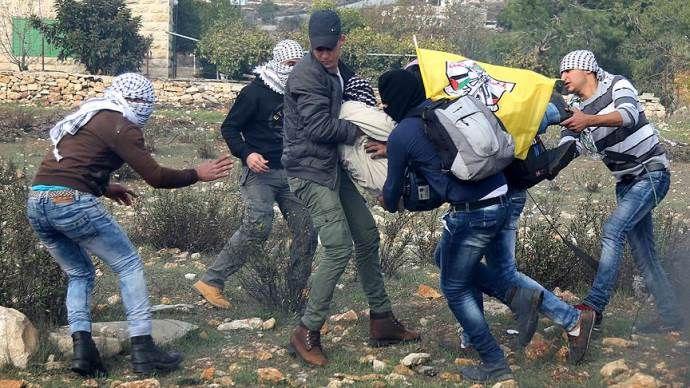 Batı Şeria'da yaralanan Filistinlilerin sayısı 270'e yükseldi