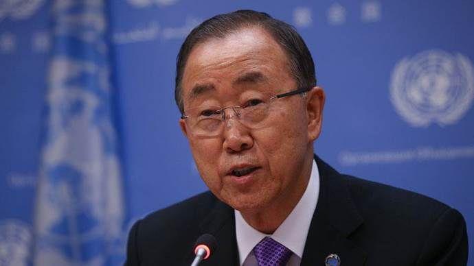 BM Genel Sekreteri Ban G20 Zirvesi'ne katılacak