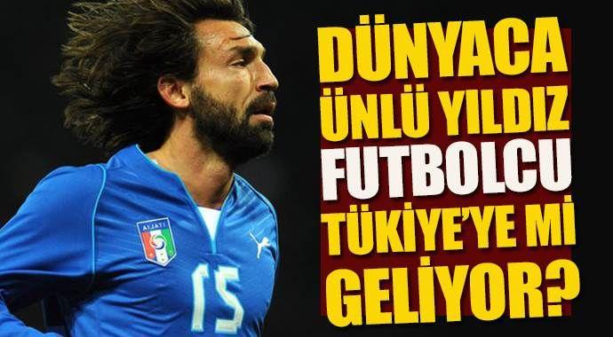 Antalyaspor'da yeni bomba Andreas Pirlo