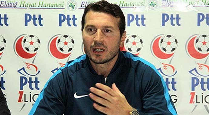 Vartaş Elazığspor'da teknik direktör Bektaş ile yollar ayrıldı