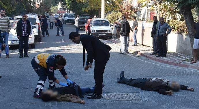 Manisa'da eski koca vahşeti, 2 ölü!