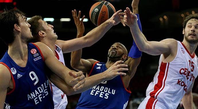 Anadolu Efes Olympiakos basketbol maçı saat kaçta hangi kanalda? (EFES OLYMPİAKOS)