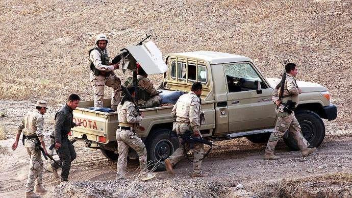 Peşmerge ile Haşdi Şabi güçleri 'yanlış anlama' sonucu çatıştı: 3 ölü